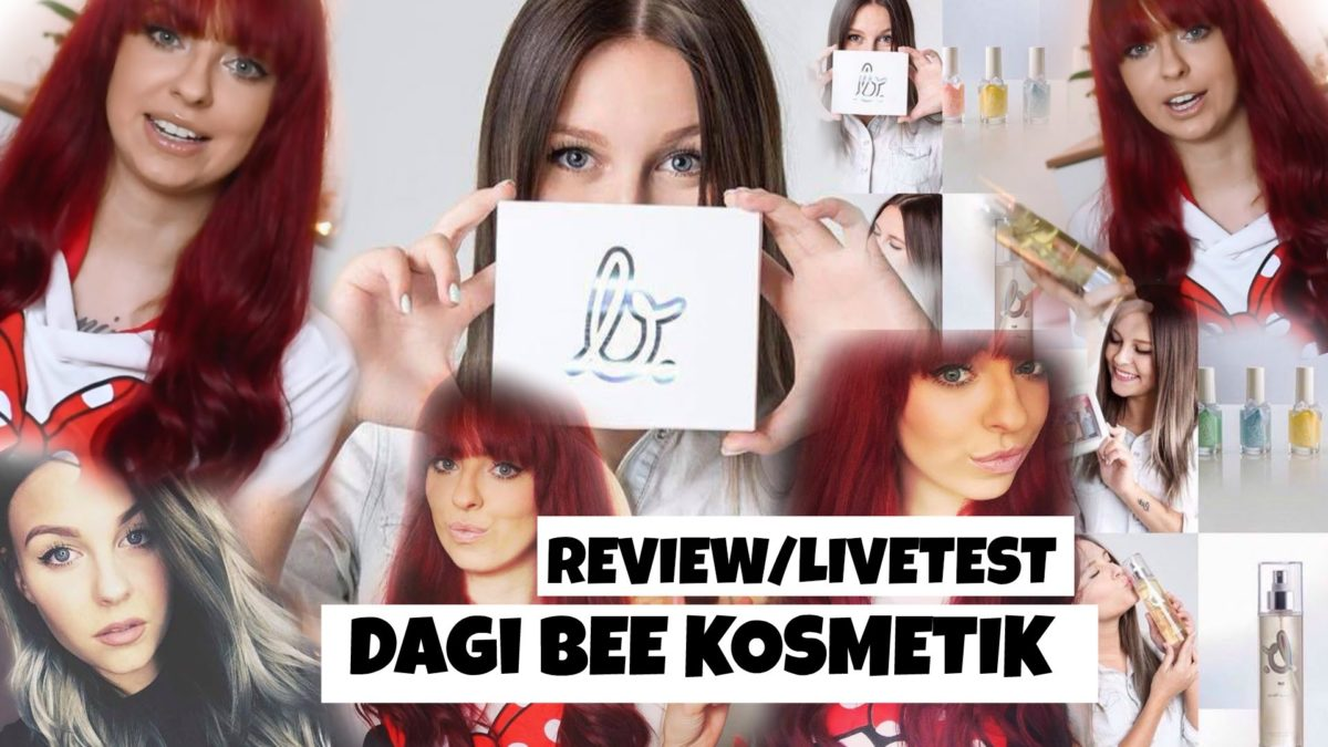 Dagi Bee KOSMETIK IM TEST | b. | + REVIEW | Mermaid_xo_