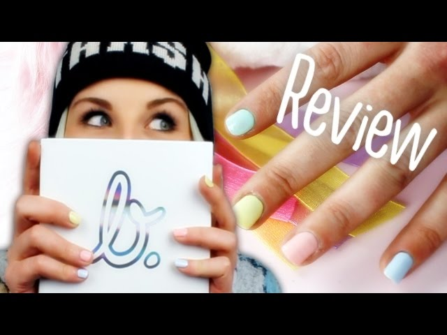 Dagi Bee Nagellack | b. | REVIEW + TEST | Bee Kosmetik | #Bonnytrash